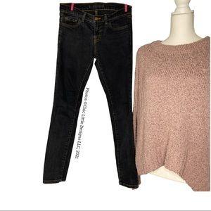 J Brand Dark Wash Jeans 25